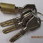 SY12-01锁芯